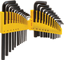 TITAN 12712 25 Pc. Hex Key Set