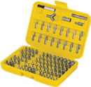 TITAN 16100 100 Pc. Multi-Purpose Power Bit Set