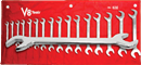 V8 TOOLS 816 16 Pc. Angle Head Metric Combo Wrench Set
