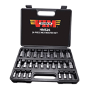 VIM/DURSTON MFG HMS26 26 Pc. Hex Master Set