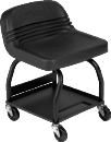 WHITESIDE HRS Large Padded Shop Seat