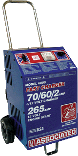 ASSOCIATED 6009 Professional Duty Fast Charger