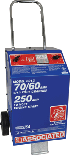 ASSOCIATED 6012 Professional Duty Fast Charger