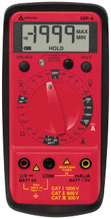 AMPROBE 5XP-A Digital Multimeter