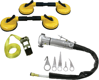 ASTRO PNEUMATIC 1760 Windshield Removal Kit