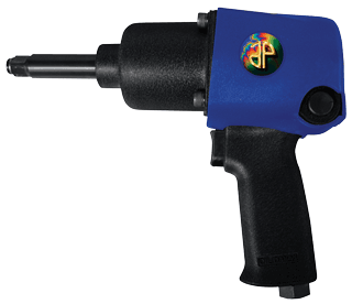 "ASTRO PNEUMATIC 1872 1/2"" Dr. Impact Wrench With 2"" Extended Anvil Twin Hammer"