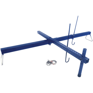 ASTRO PNEUMATIC 5820 Engine Transverse Bar with Support Arm