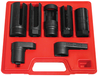 ASTRO PNEUMATIC 7801 7 Pc. Sensor Socket Set
