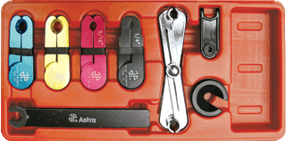 ASTRO PNEUMATIC 7892 8 Pc. Disconnect Tool Set
