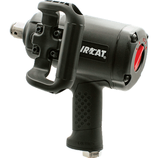 "AIRCAT 1870-P 1"" Low Weight Impact Wrench"
