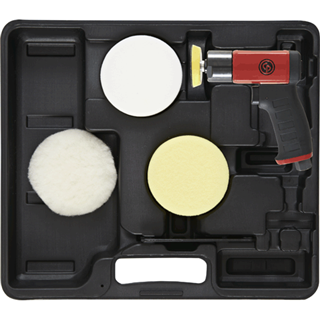 CHICAGO PNEU. 7201P Mini Polisher Kit