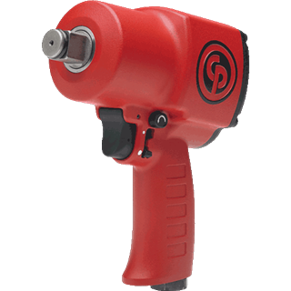 "CHICAGO PNEU. 7762 Ultra Compact 3/4"" Impact Wrench"