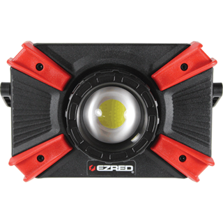 E-Z RED XLF1000 Extreme Focusing Rechargeable Work Light