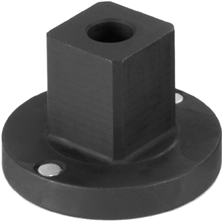 "GREY PNEUMATIC 2238RA 1/2"" Female x 3/4"" Male Reducing Sleeve Adapter"