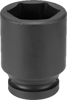 "GREY PNEUMATIC 4035MD 1"""" Drive x 35mm Deep"