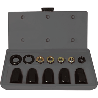 LANG TOOLS 802 Wheel Stud Installers with Rethreaders