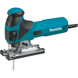 "MAKITA 4351FCT Barrel Grip Jig Saw, with ""Tool-less"" Blade Change"