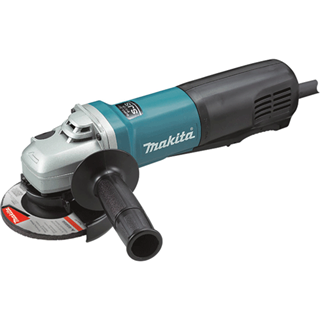 "MAKITA 9564PC 4-1/2"" SJS™ High-Power Paddle Switch Angle Grinder"