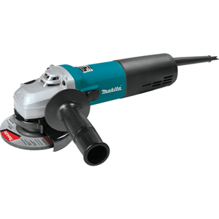 "MAKITA 9565CV 5"" SJS™ High-Power Angle Grinder"