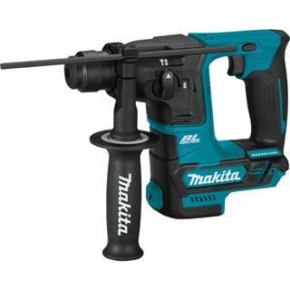 "MAKITA RH01Z 12V max CXT® Lithium-Ion Brushless Cordless 5/8"" Rotary Hammer, accepts SDS-PLUS bits, Bare Tool"
