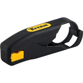 TITAN 11474 Coaxial Cable Stripper